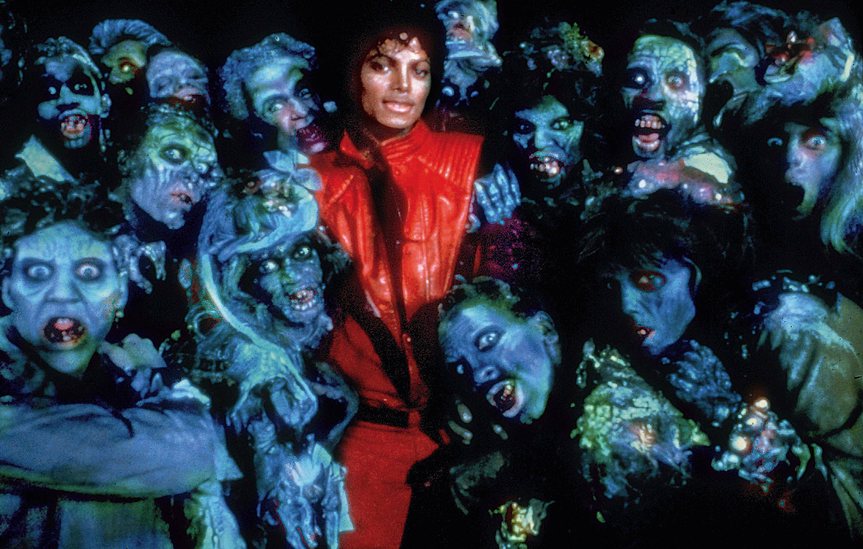 Thriller directed by John Landis
