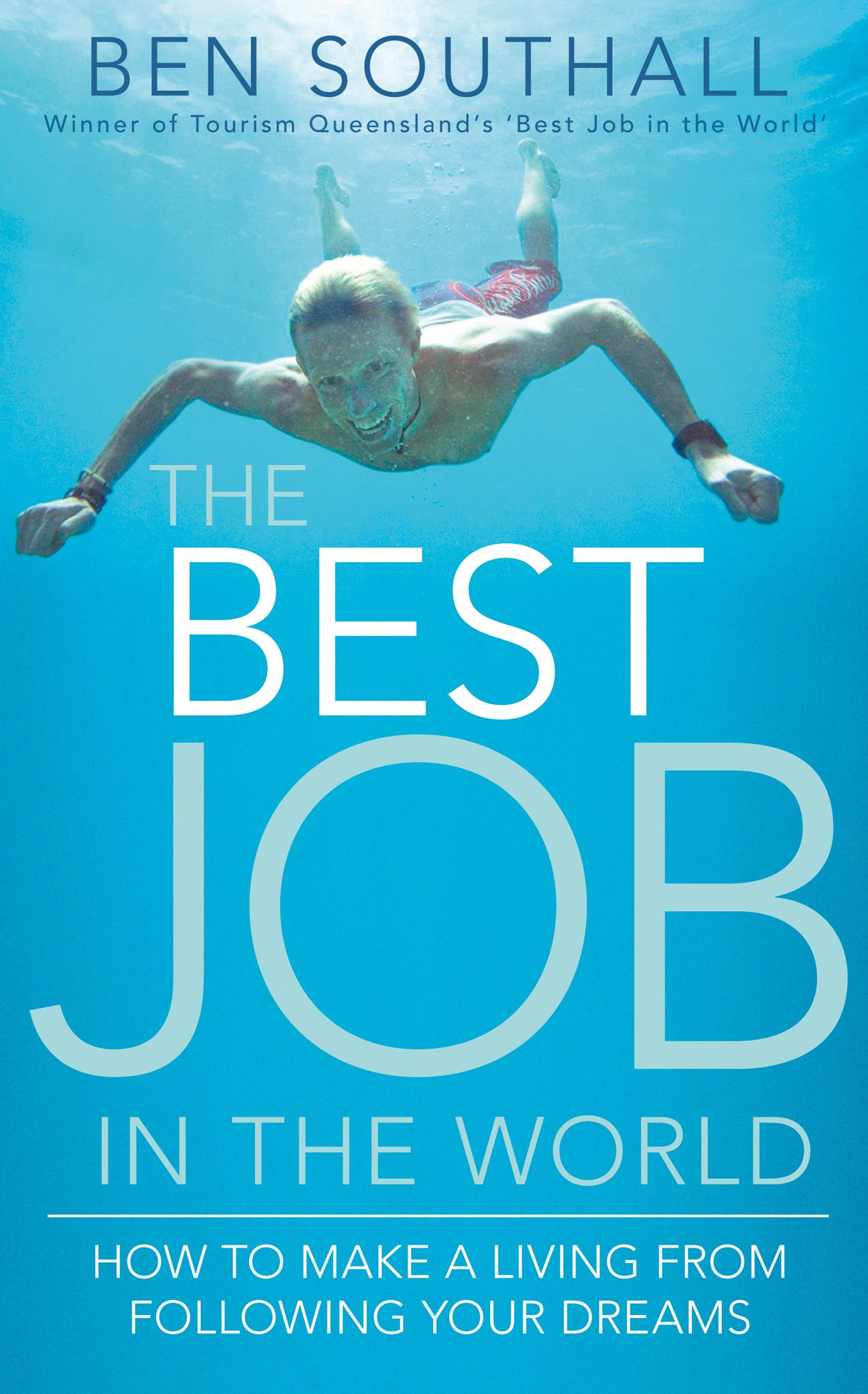 Best Book Cover Jobs ~ The best job in world