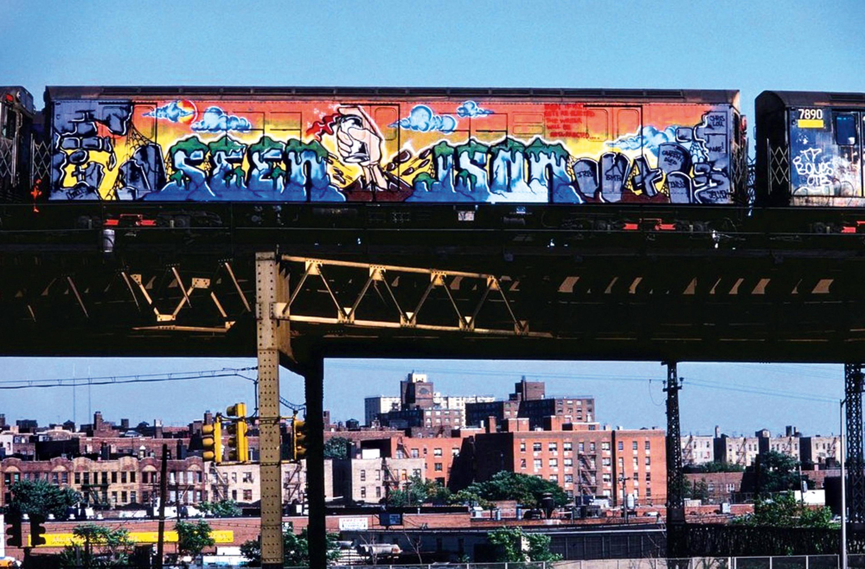 Graffiti Died by Json & Seen