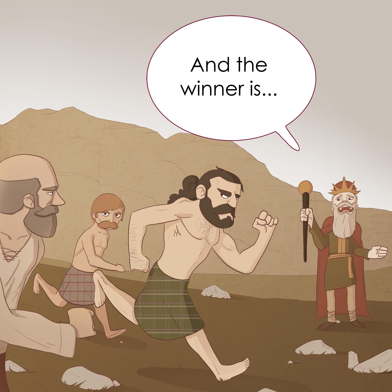 The Scottish Olympics