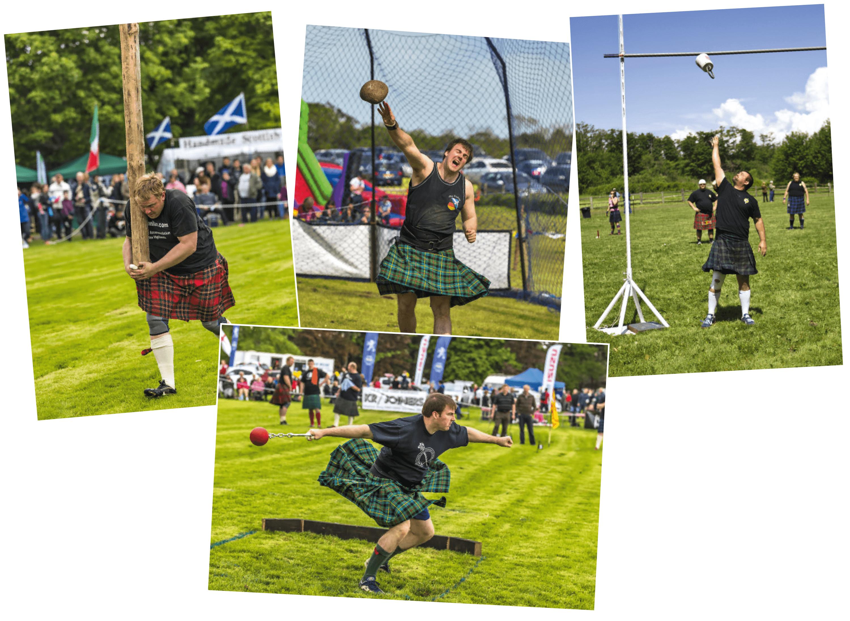Gordon Castle Highland Games