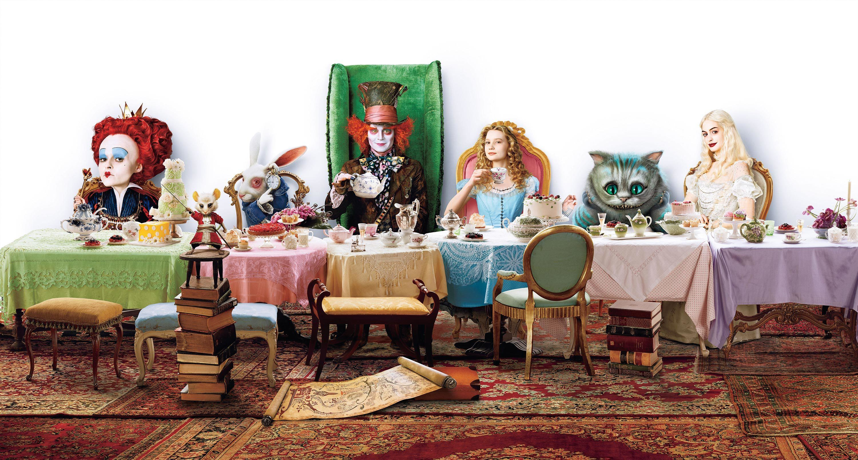 Alice and friends