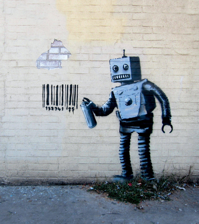 Tagging Robot