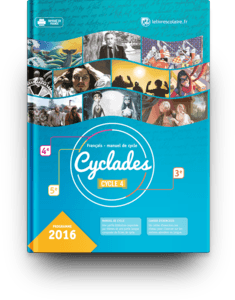 Couverture livre Cyclades Cycle 4