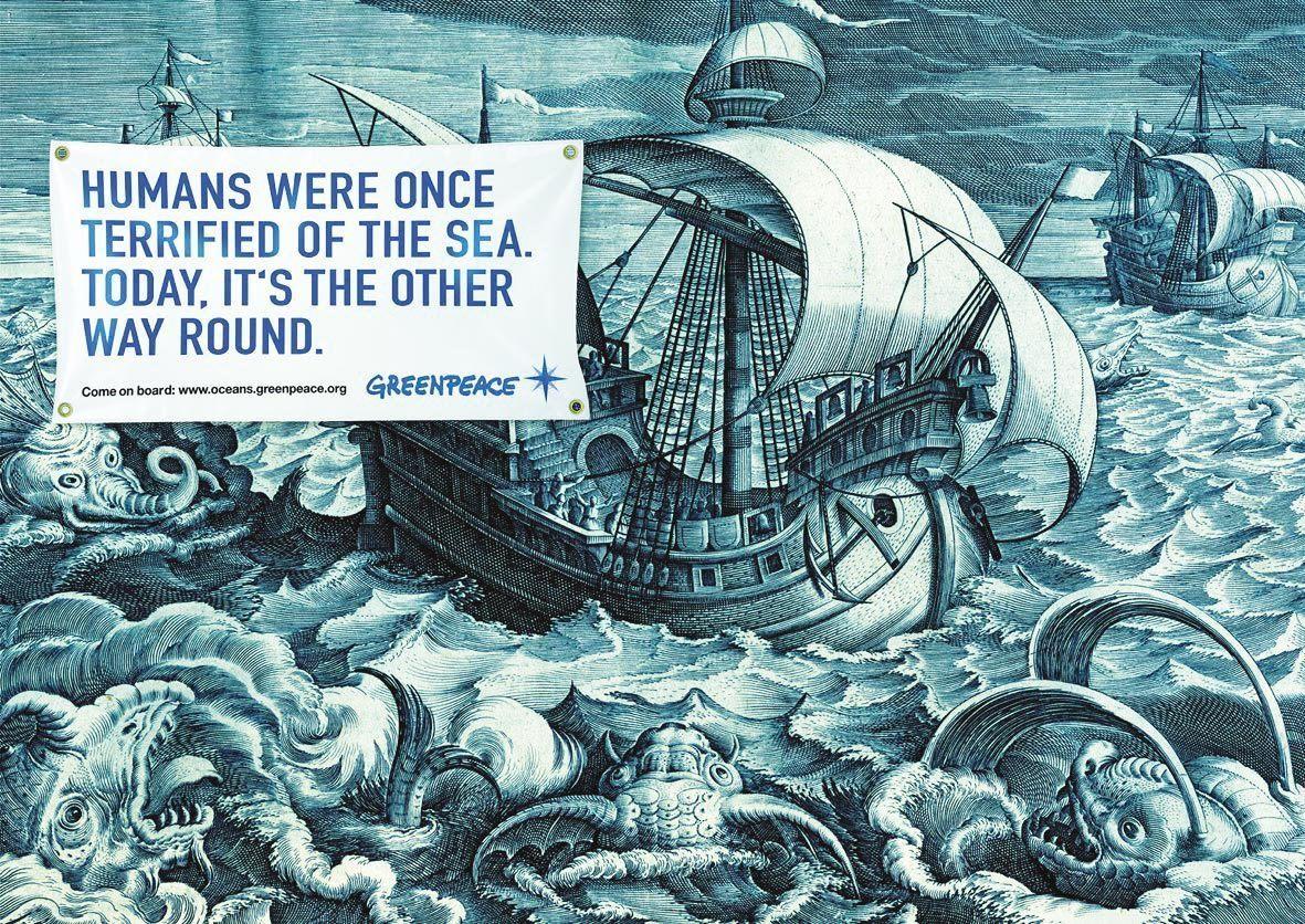 « Autrefois, la mer terrifiait les hommes. Aujourd'hui, c'est l'inverse »