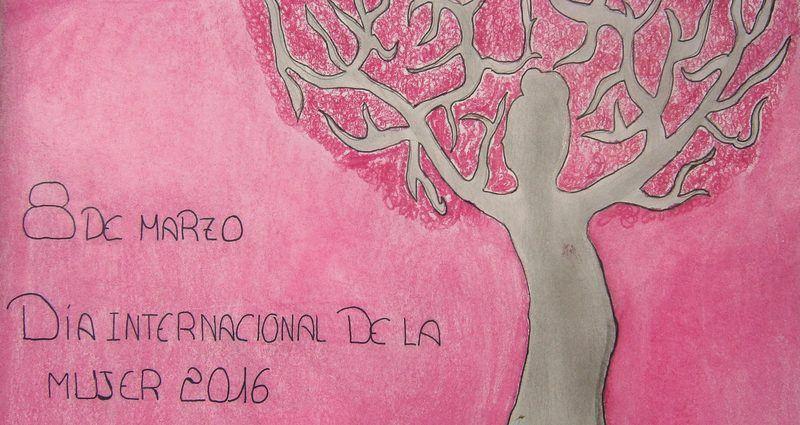 Carteles Día Internacional de la Mujer