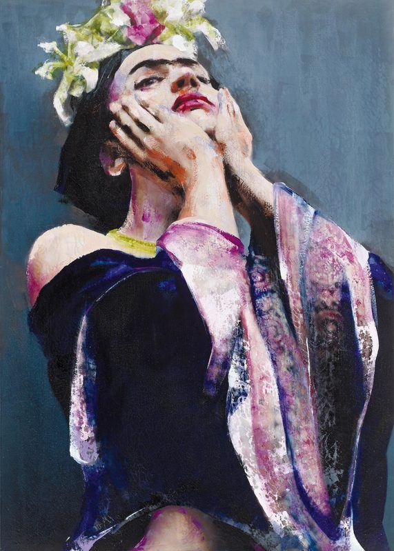 Frida, La perla negra