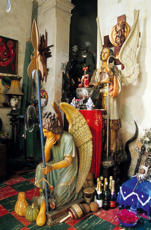 Santería en Madruga