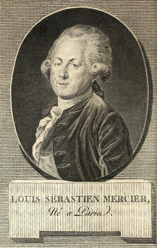 image de l'auteur : LOUIS-SÉBASTIEN MERCIER