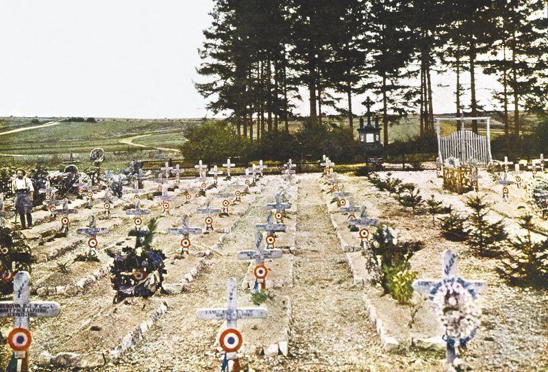 Cimetière de Verdun