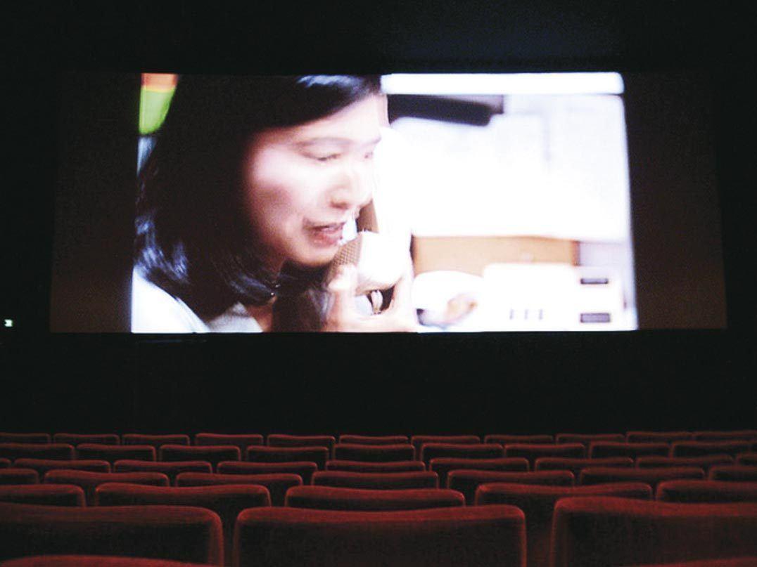 Ex. 13 Une séance de cinéma