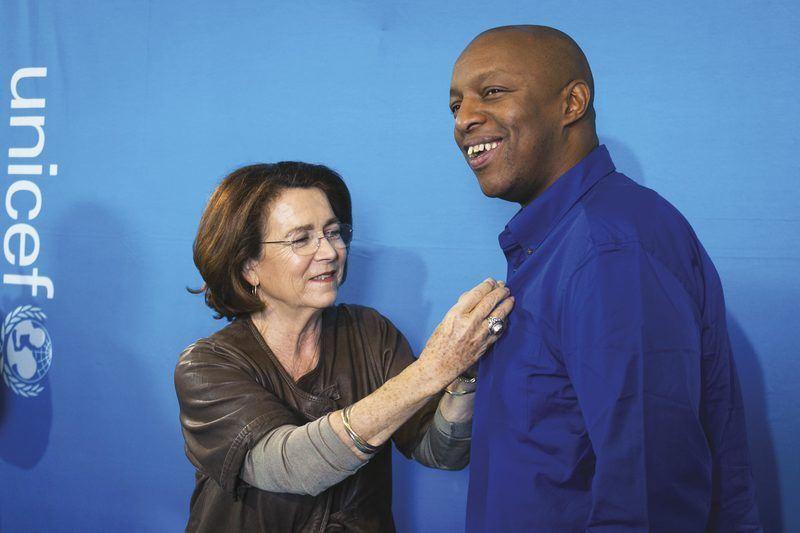 Oxmo Puccino nommé ambassadeur de l'Unicef France
