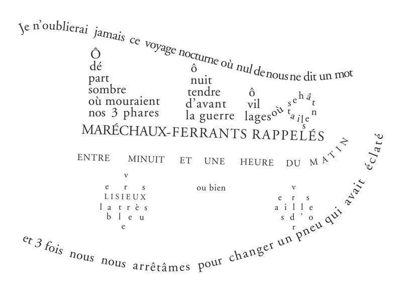 Calligrammes, Poèmes de la paix et de la guerre