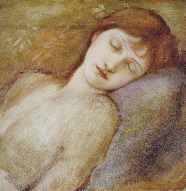 Étude pour la Belle au bois dormant
