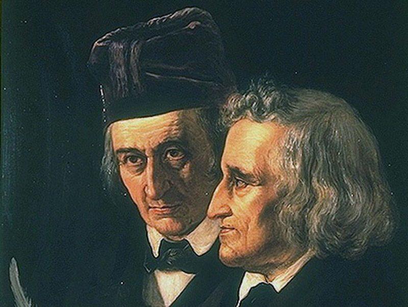 image de l'auteur : Jacob et Wilhelm Grimm