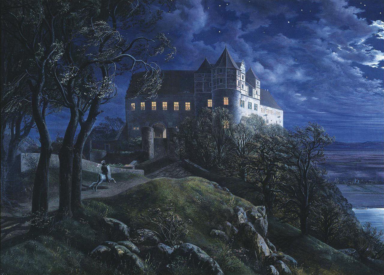 Ex. 11 Un château fantastique