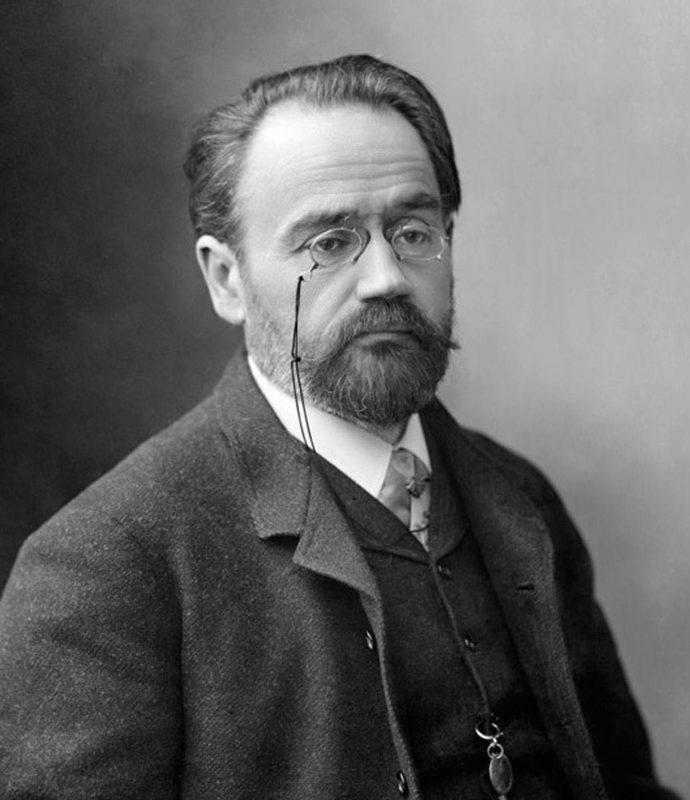 image de l'auteur : Émile Zola