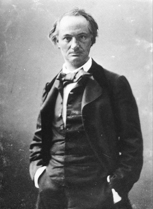 image de l'auteur : Charles Baudelaire