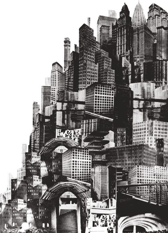 « La nouvelle tour de Babel »