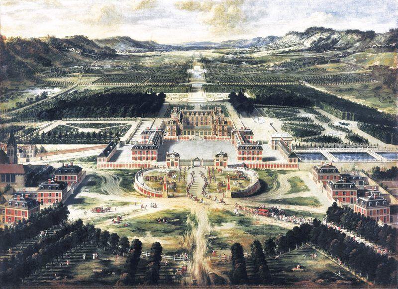Versailles, triomphe de l'architecture 4 classique