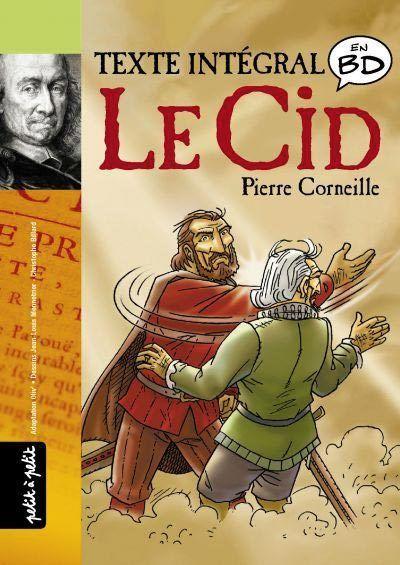 Le Cid en BD