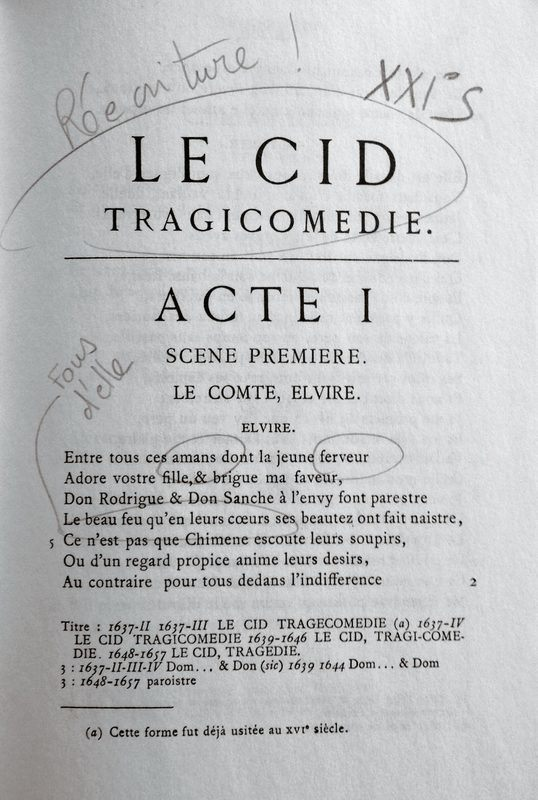 le cid introduction