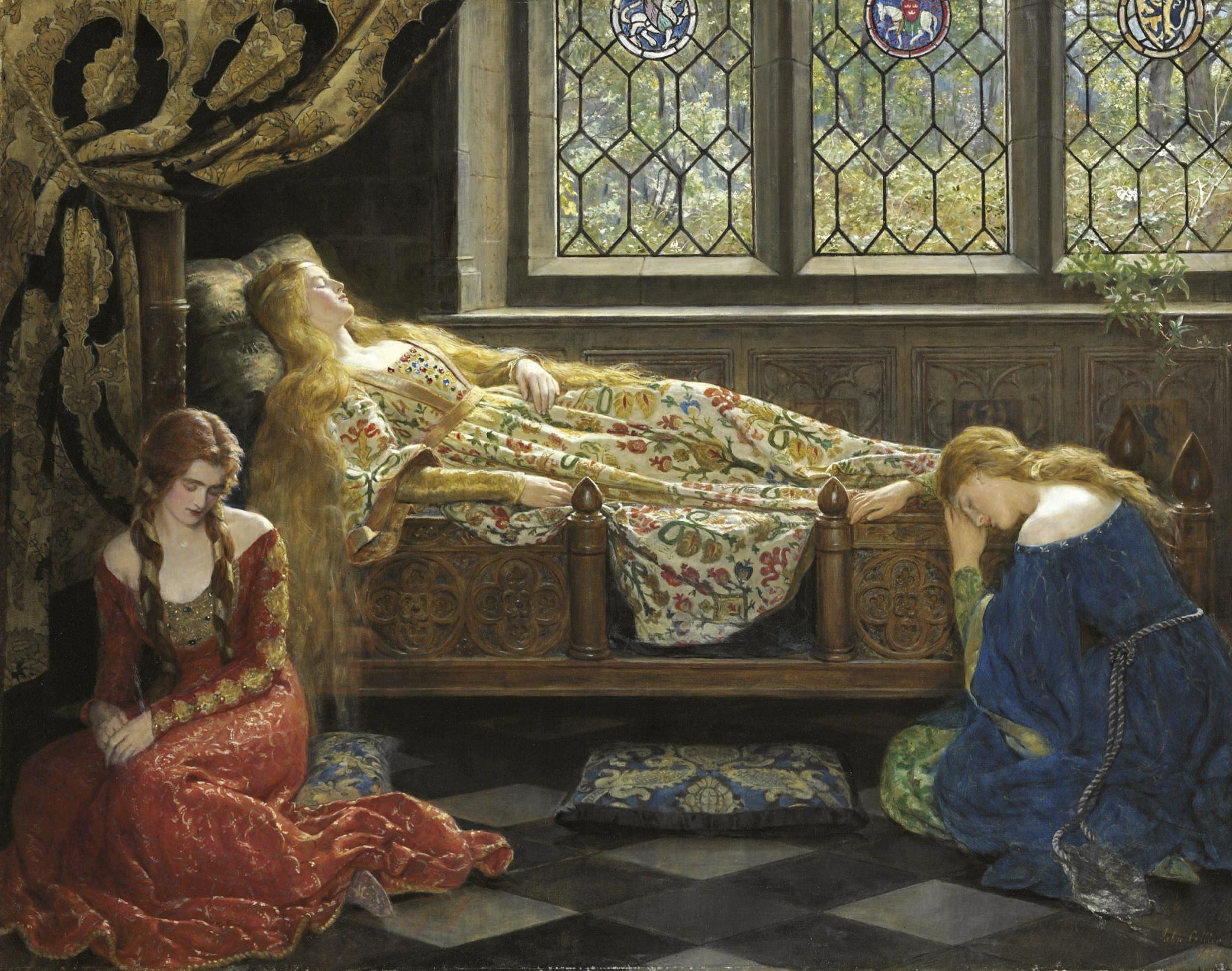 Ex. 10 La Belle au bois dormant