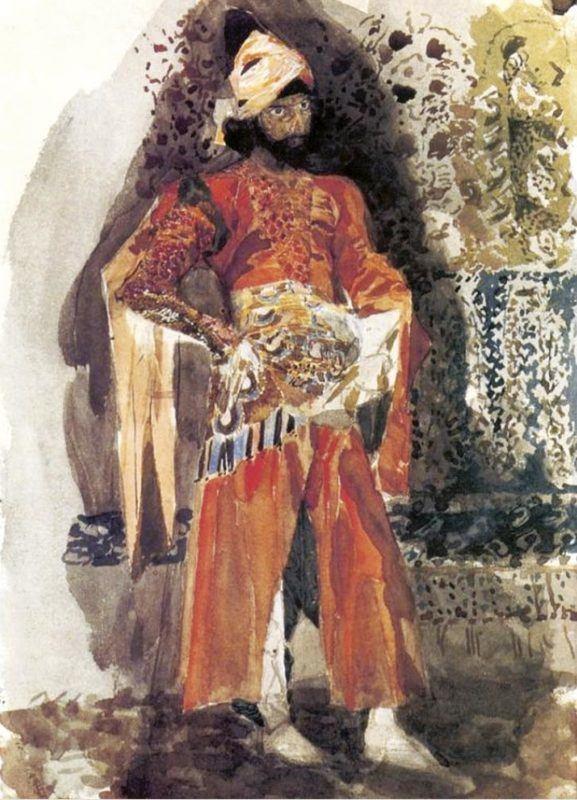 Prince persan