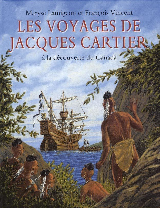 Les Voyages de Jacques Cartier