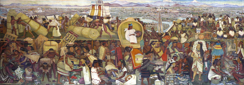 La Grande Cité de Tenochtitlán