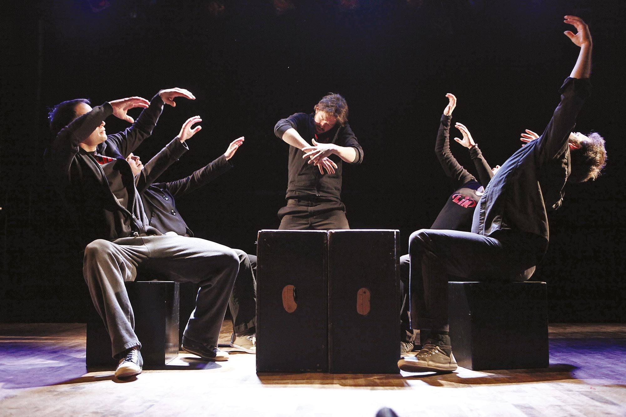 Ligue d'improvisation montréalaise