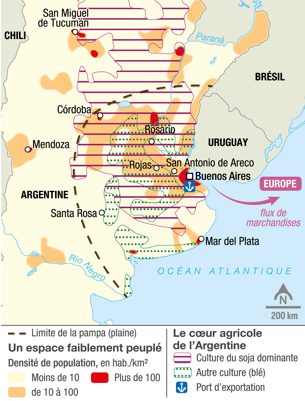La Pampa argentine