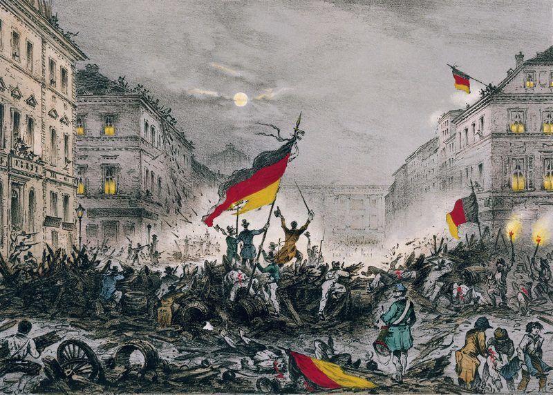 800.h4.4.dos.revolution mars allemagne. - Alemania: Gobierno conmemoró 45 años de tragedia de Múnich