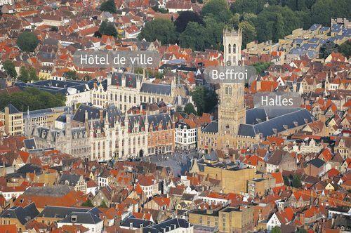 Centre De Bruges Nom Ville