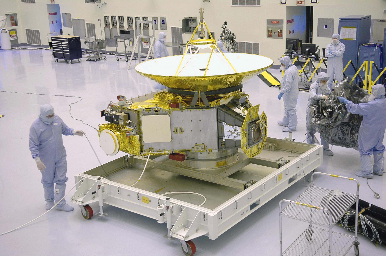 Sonde New Horizons.