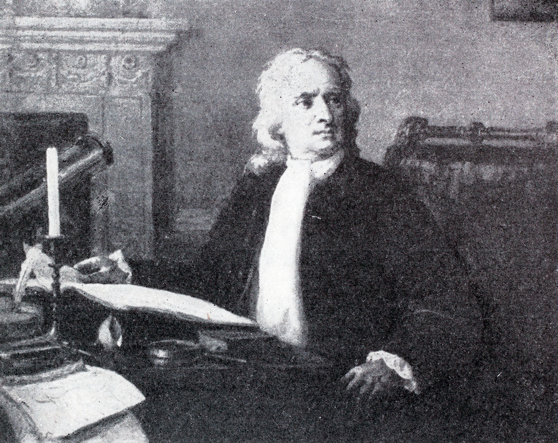 Isaac Newton (1643-1727) a défini le concept de force.