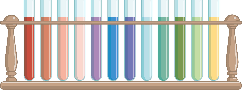 Coloration en fonction du pH.