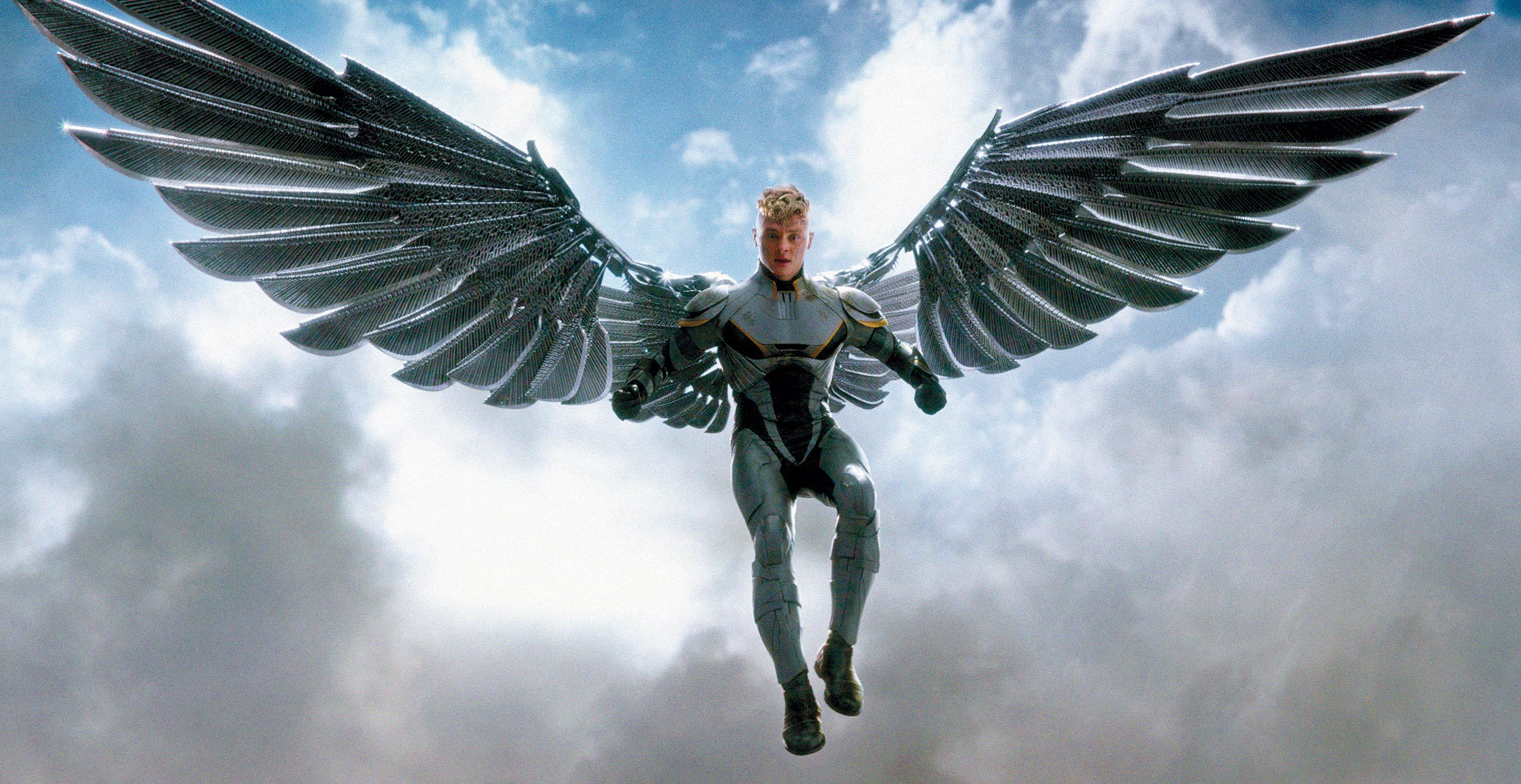 Archangel dans le film X-Men : Apocalypse.
