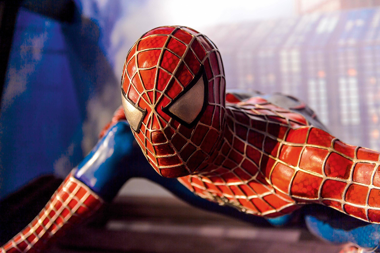 Spider-Man, un OGM.