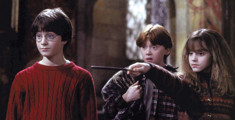 Les personnages de la saga Harry Potter.