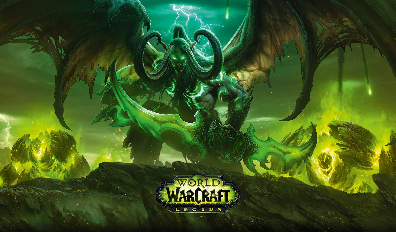 Le jeu vidéo World of Warcraft, un jeu multijoueur en ligne.