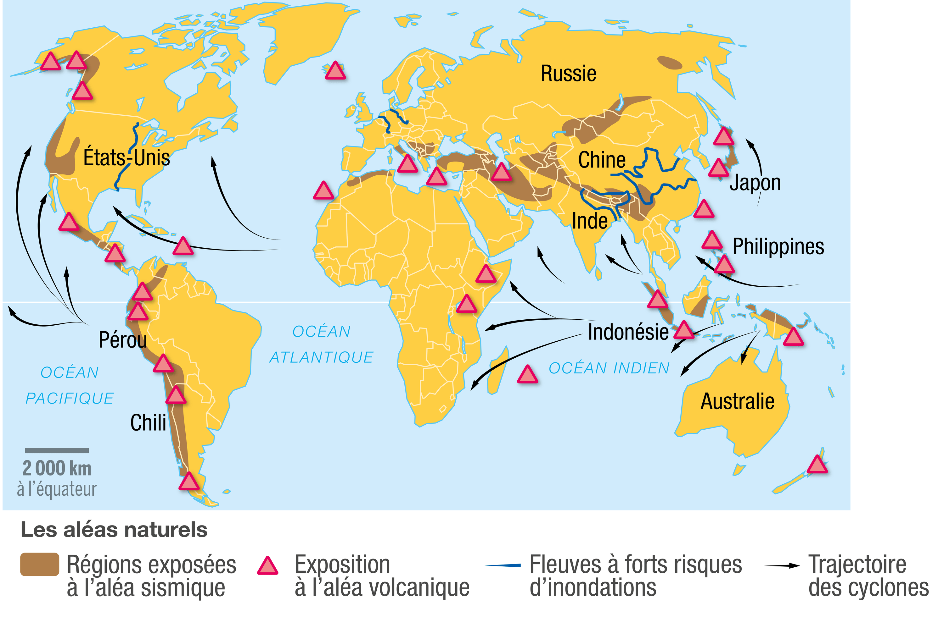 La r partition des al as dans le monde - Difference entre pyrolyse et catalyse ...
