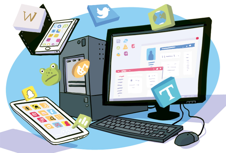 Une multitude de logiciels et d'applications pour autant d'utilisations.