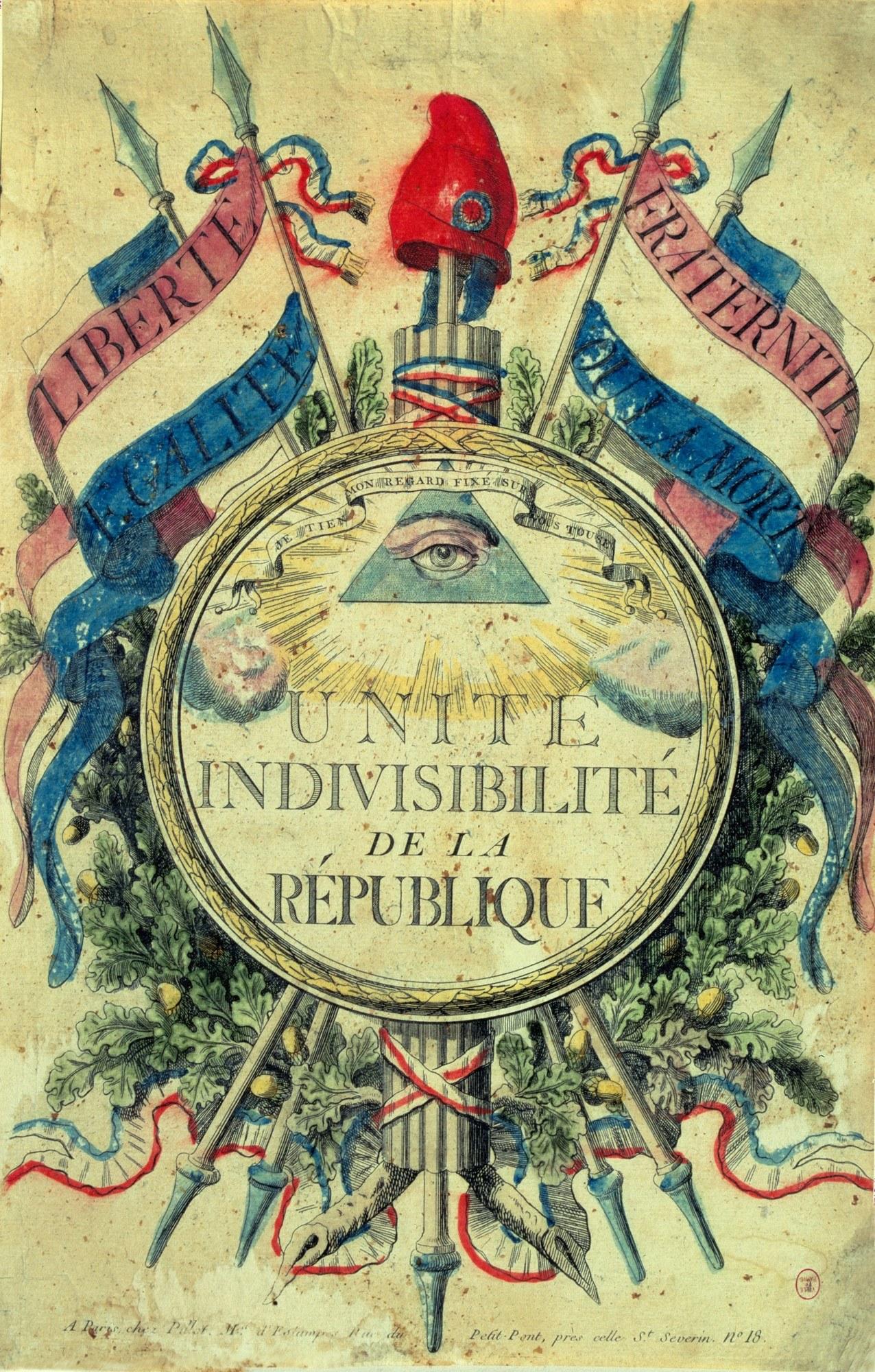 La proclamation de la Première République (22 septembre 1792)