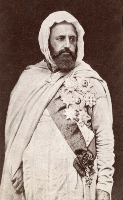 Abd-el-Kader (1808-1883)