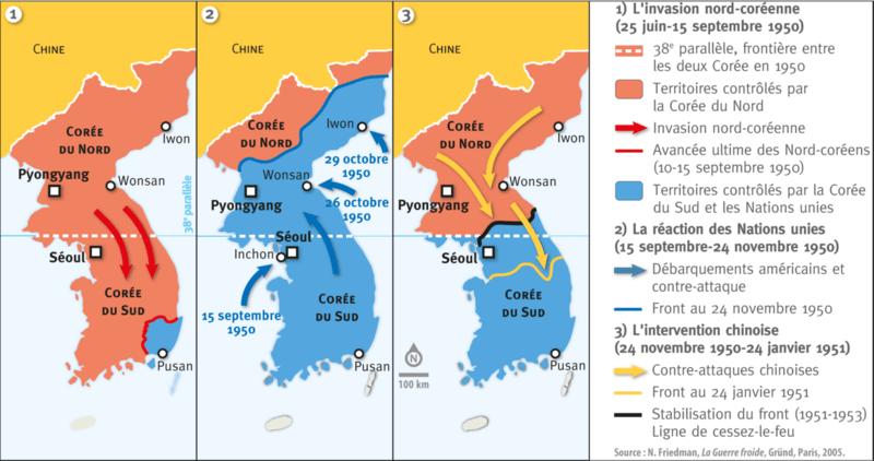 Il y a 70 ans, le bataillon français s'illustrait en Corée