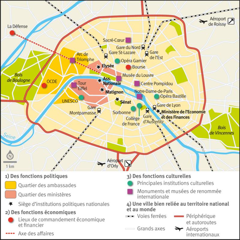 Lyon Capitale Ville D Affaire